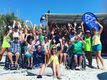First international kite camp!