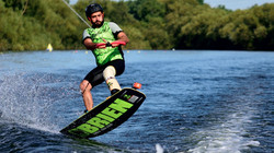 wakeboarding with a prosthetic