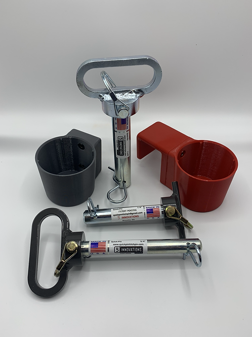Quick-Pin/Cupholder Combo Deal