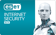 ESET Internet Security® 10 and ESET® NOD32® Antivirus 10 - 2017 Edition Beta, try it for free.