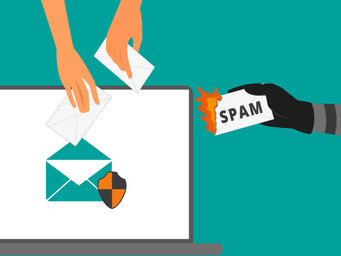 Why is spam email so dangerous?