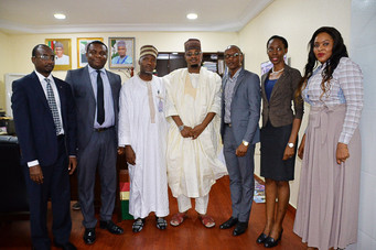 ESET Partners NITDA to provide sustainable cyberspace security for millions of Nigerians.