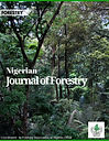 POPULATION STRUCTURE AND THREATS TO SUSTAINABLE MANAGEMENT OF TREES ON AGROECOSYSTEMS IN IJEBU NORTH, OGUN STATE, NIGERIA.