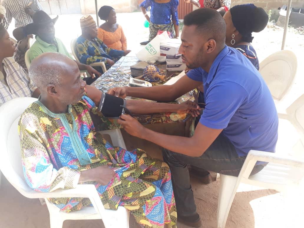 Community Service - Free Health Service