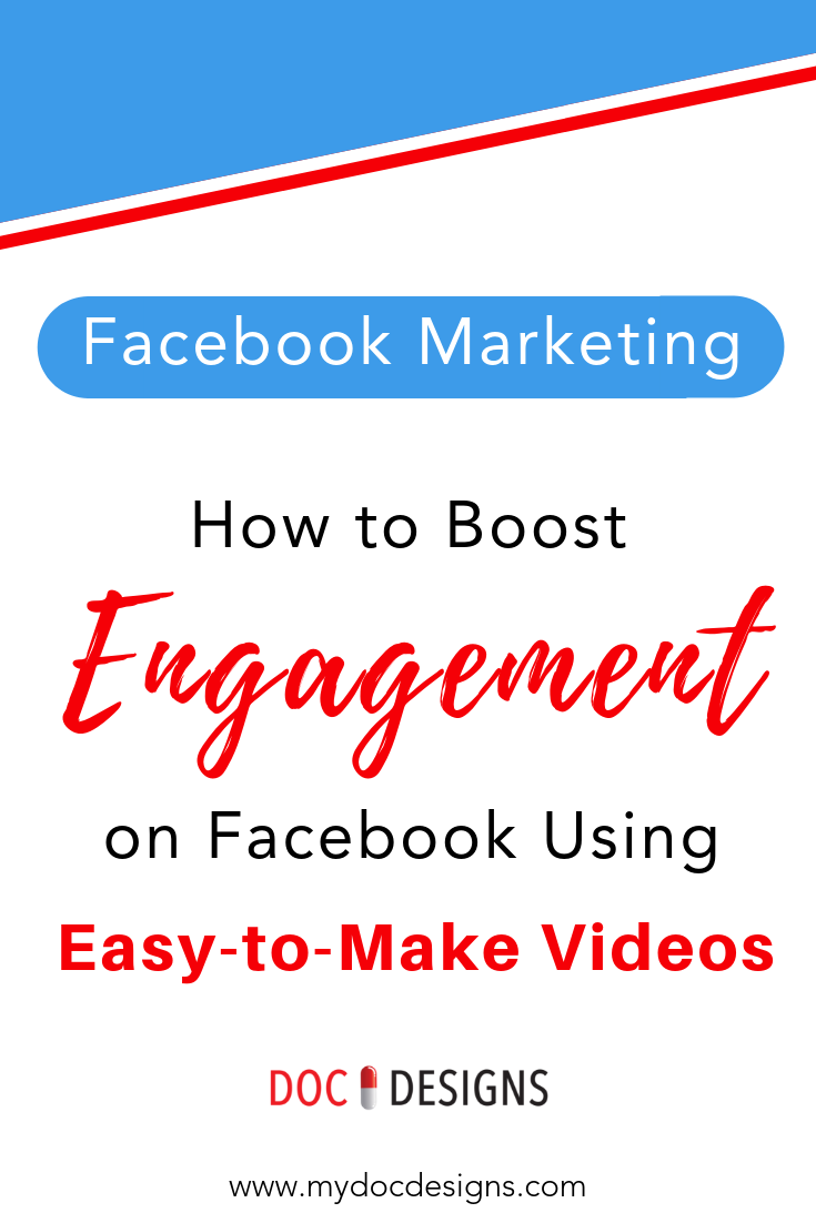 How to Boost Engagement on Facebook Using Easy-to-Make Videos