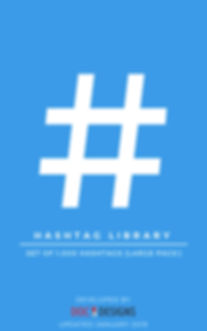 Hashtag Library [Large Pack].jpg