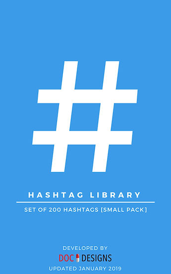 Hashtag Library [Small Pack].jpg