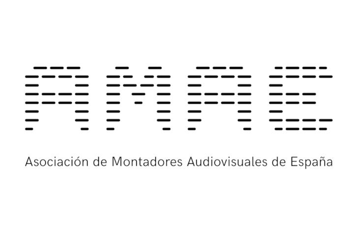 Logo AMAE - Asociación de Montadores Audiovisuales de España