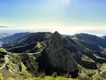 Sergio Sarti: unos días más en La Gomera