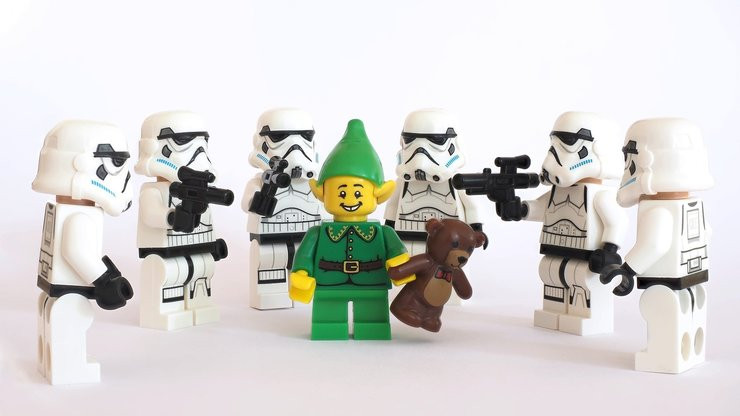 Andrew Martin - Lego en Pixabay