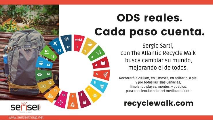 Poster ODS - Recyclewalk.com