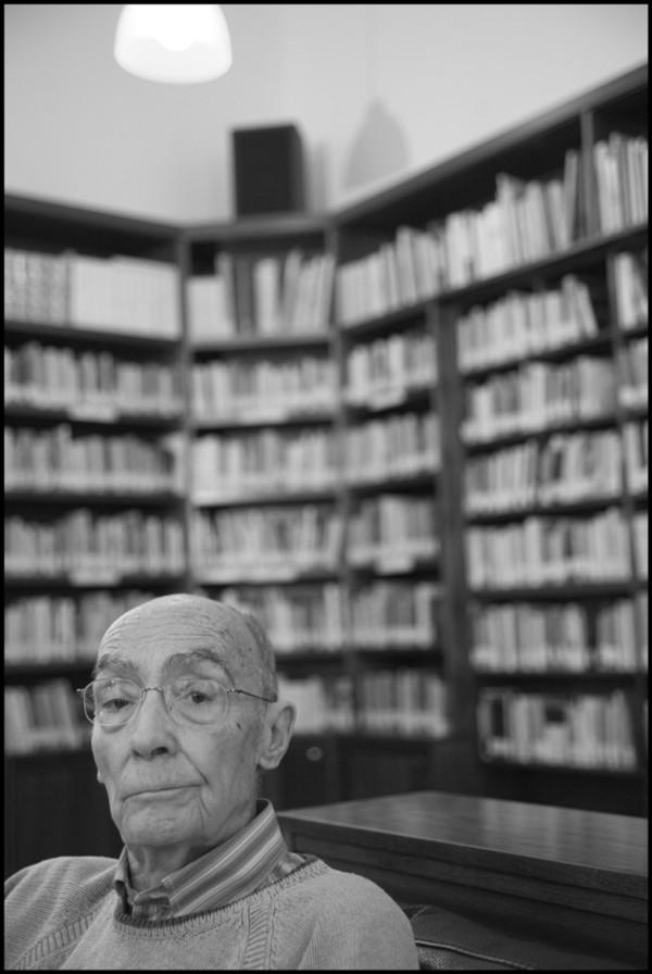 Retrato de José Saramago