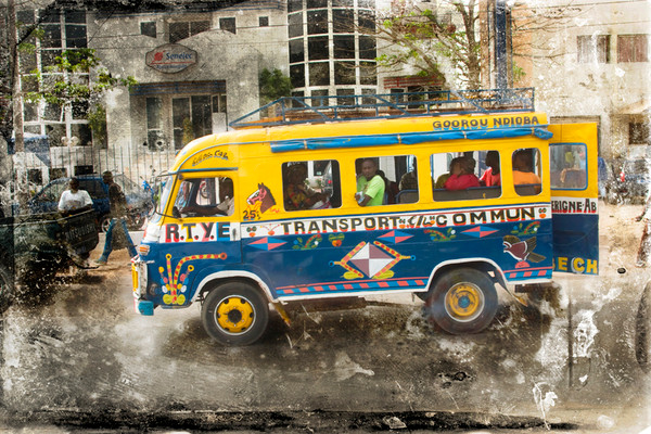 Cruzar Dakar
