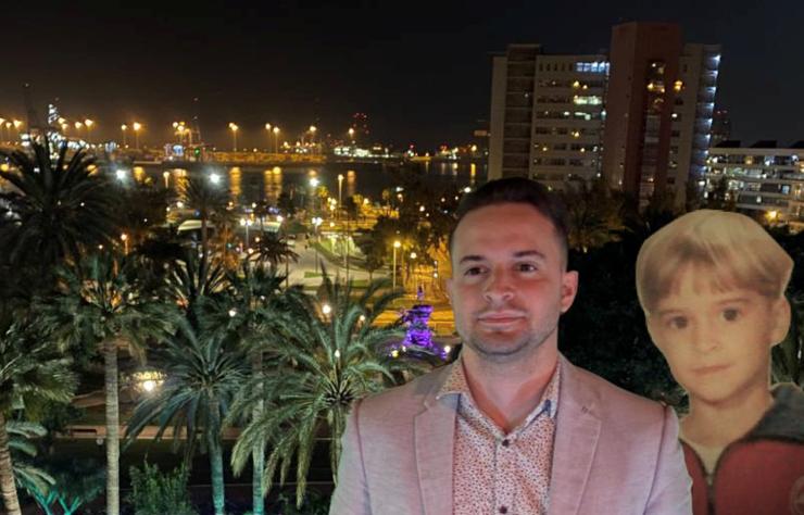 Mario Cabrera y Pat Kenne-El pasado protegiendo el futuro de Vicente Henríquez