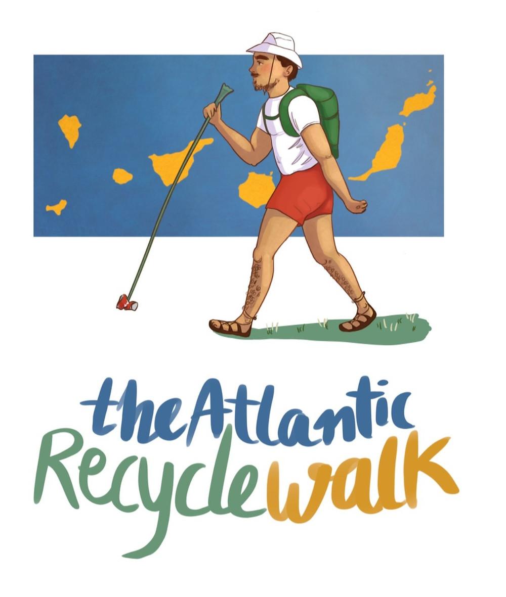 The Atlantic Recycled Walk por Marina Vargas González