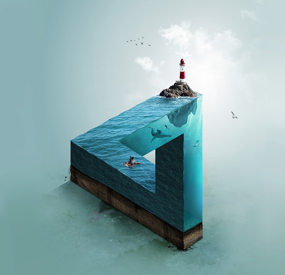 Jack Usephot-Impossible Sea