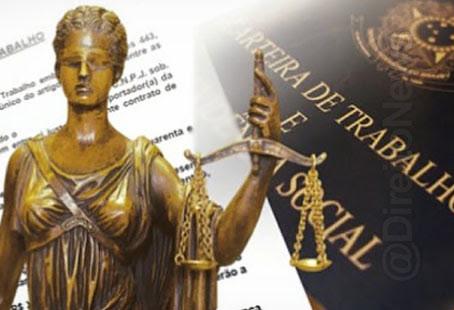Justiça do Trabalho pode executar bens de sócio de empresa em recuperação judicial