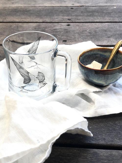Mug à thé HIRONDELLE