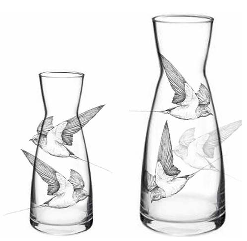 Carafe / vase HIRONDELLE