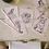 Thumbnail: Kit de coloriage 5 cartes + 6 Crayons de couleur