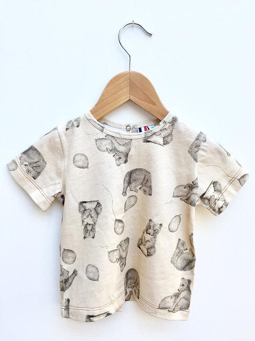 Tee shirt Ourson