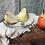 Thumbnail: Assiette creuse 17,5 cm pissenlit
