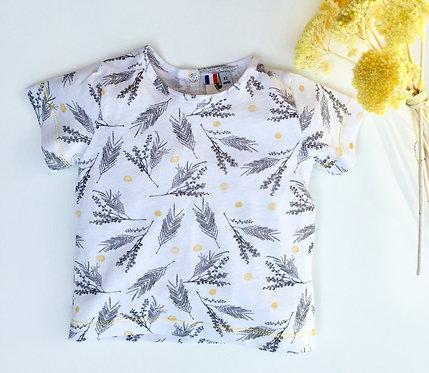 Tee shirt Mimosa