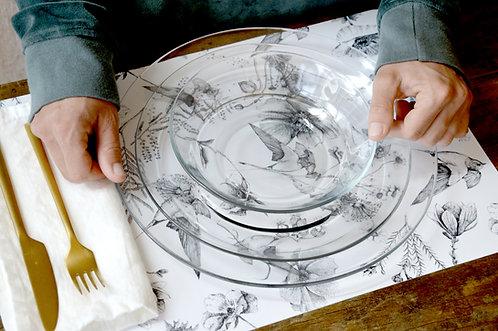 Set de table Hirondelle
