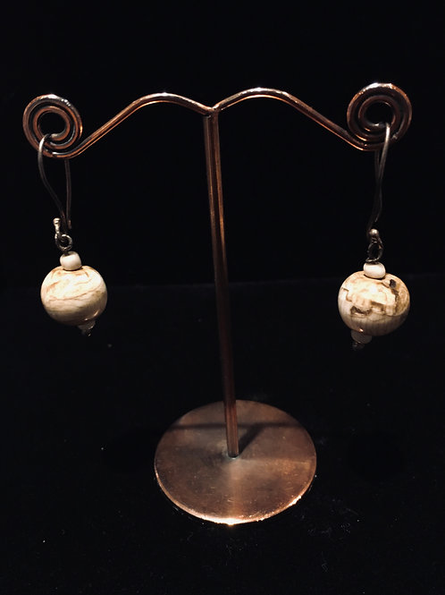 Old Shell Earrings