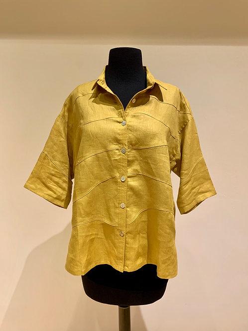 Yellow Kioti Blouse