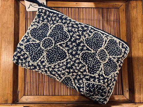 Small Sashiko Bag