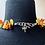 Thumbnail: Orange & Yellow Mali Wedding Beads