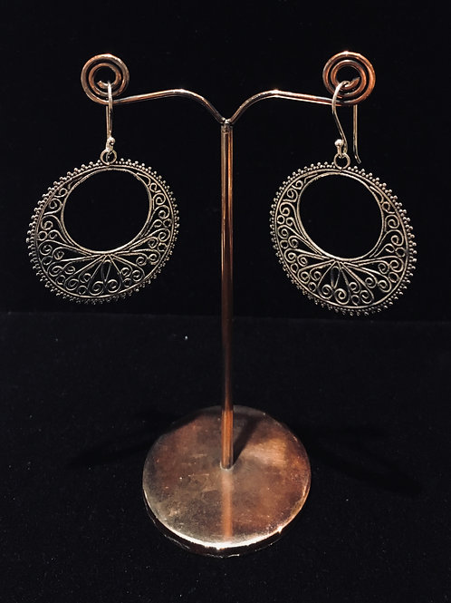 Bali Sterling Earrings