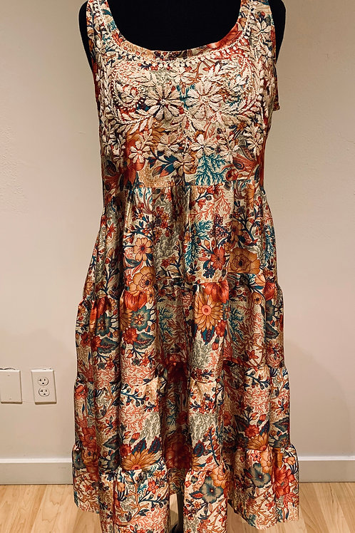 Floral Embroidered Love Kyla Dress
