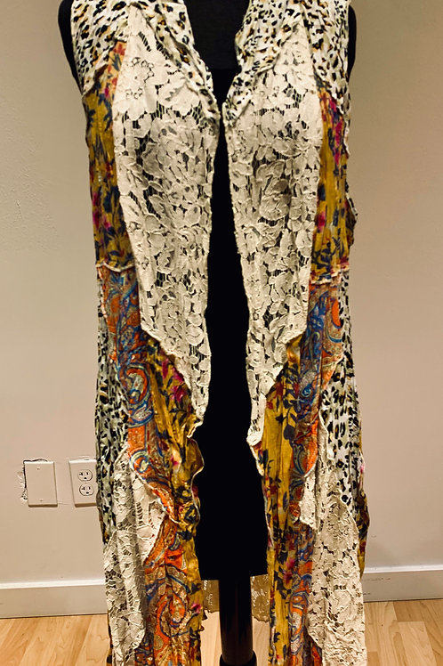 Vintage Concept Vest