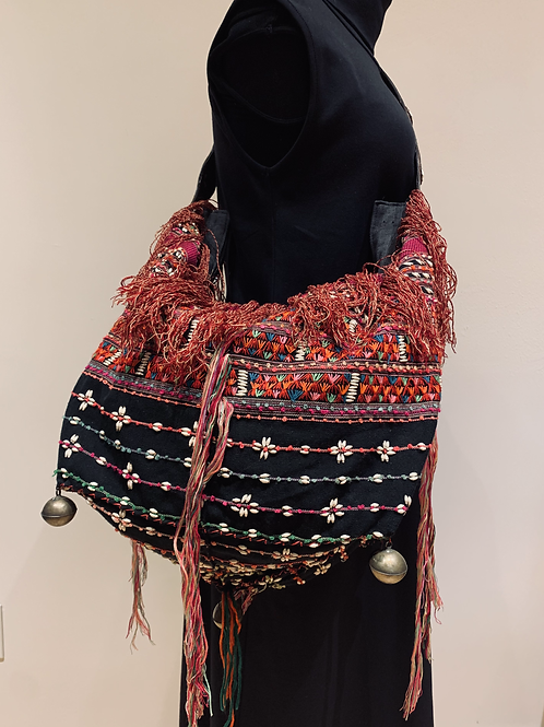 Hill Tribe Shoulder Bag