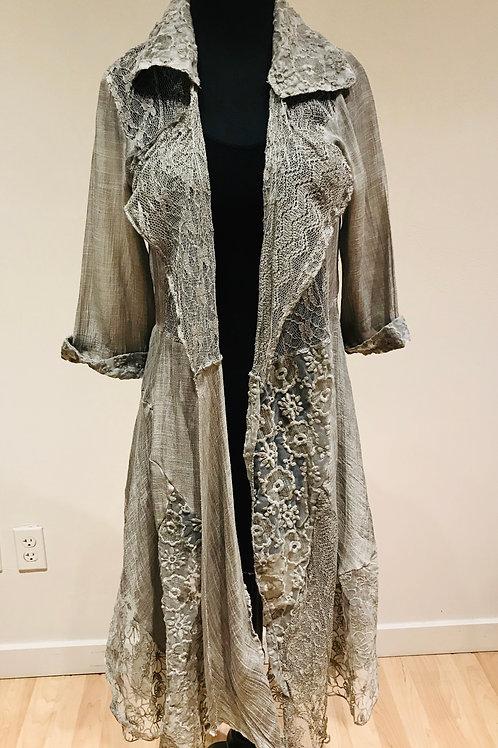 Vintage Concept Overcoat