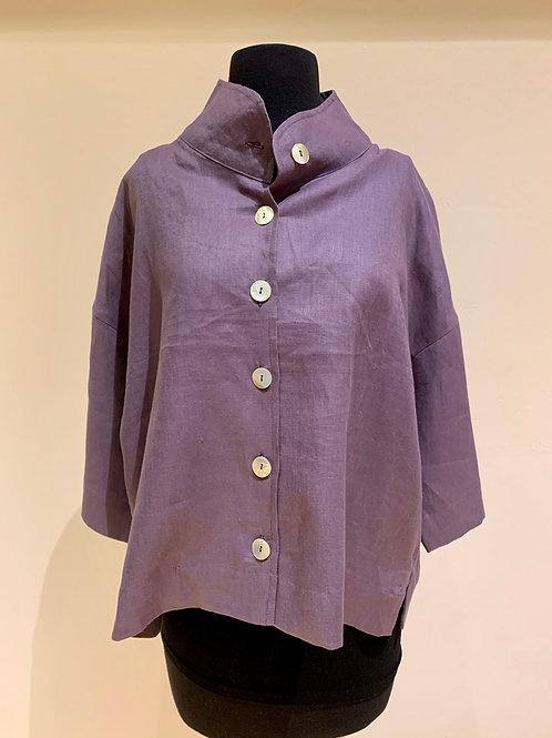 Purple Kioti Blouse