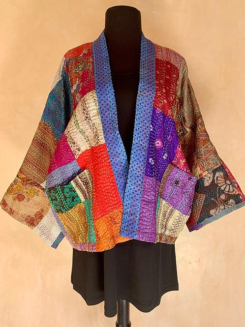 Silk India Jacket