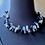 Thumbnail: Blue Mali Wedding Beads