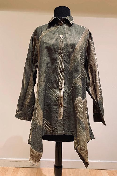 Batik Neko Blouse