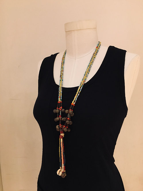 African Wedding Necklace