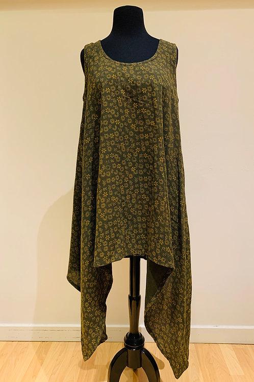 Green Kioti Dress