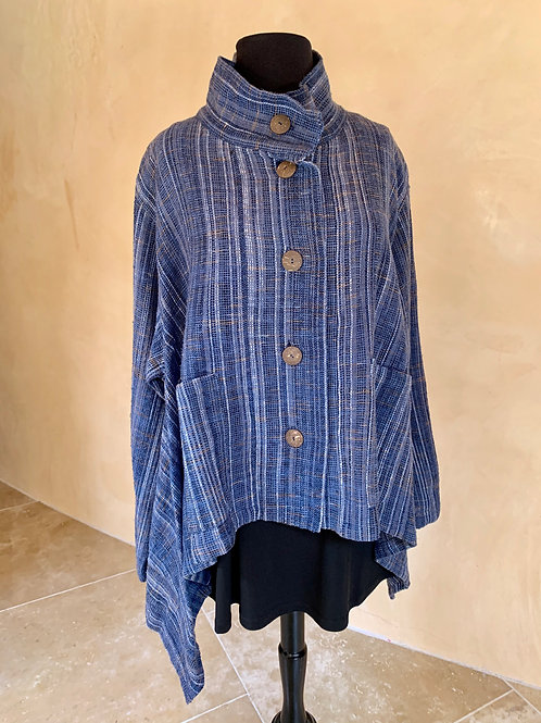 Blue Kurisaka Jacket