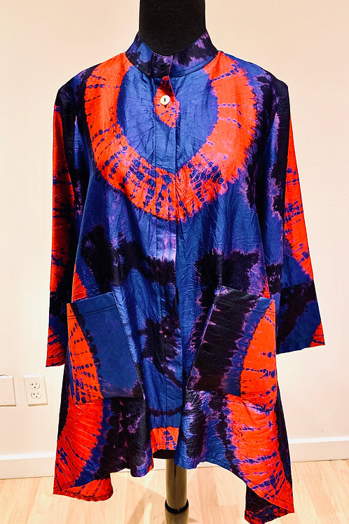 Shibori Jacket