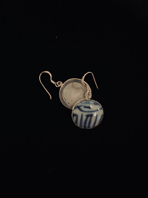 Ching Pottery Earrings