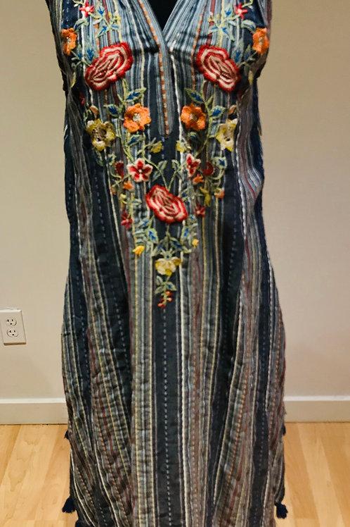 Kyla Seo Striped Dress