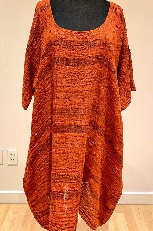 Orange Brunella Dress