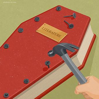 John Holcroft_satirical-illustrations-ad
