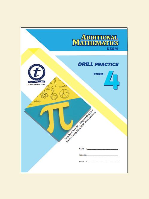 FORM 4 Add Maths Drill Practice